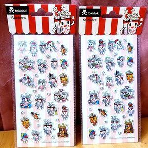 Tokidoki ♡ Stickers